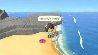 《集合啦!動物森友會》固定漂流瓶與呂游的刷新位置