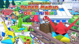《纸片马力欧:折纸国王》全奖杯列表及获得方法一览