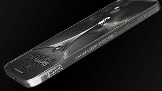 俄羅斯奢侈品牌Caviar將推出馬斯克主題iPhone 12 Pro