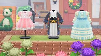 《集合啦!動物森友會》櫻花和服繪制視頻教程