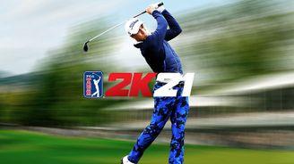 《PGA Tour 2K21》評測:上手易精通難