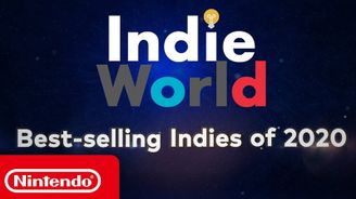任天堂公布今年暢銷獨立游戲匯總視頻