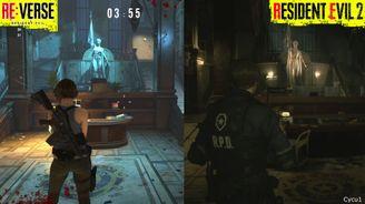 《生化危機Re:Verse》警察局對比視頻公開