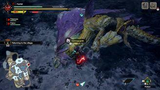 IGN公布《怪物獵人:崛起》最新實機演示