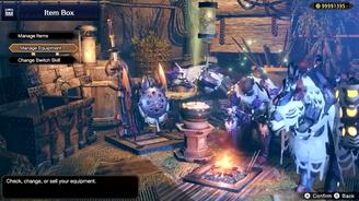 《怪物獵人:崛起》公開最新實機演示