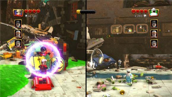 《乐高超人特攻队》评测:是乐高!玩就对啦!