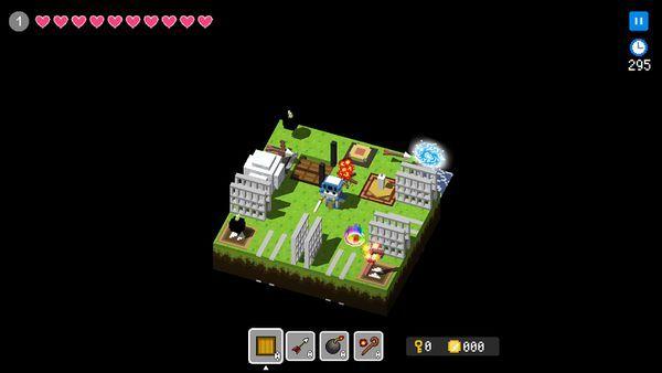 《磚塊迷宮建造者》7月27日正式上線steam平臺