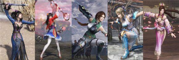 《無雙大蛇3》繼承前作存檔可獲得《真三國無雙8》角色造型