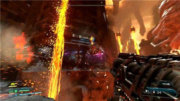 《毁灭战士 永恒》首个游戏实机演示正式公开