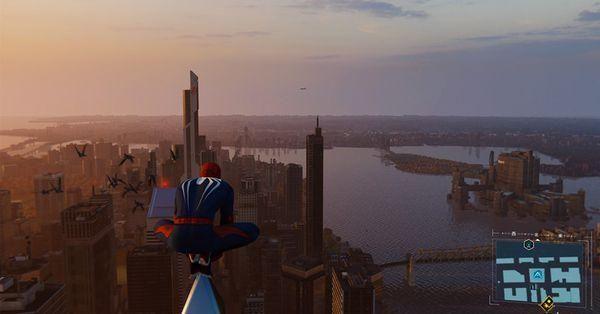 《漫威 蜘蛛侠》评测:这可能不是今年最好的动作游戏,但绝对是最爽的