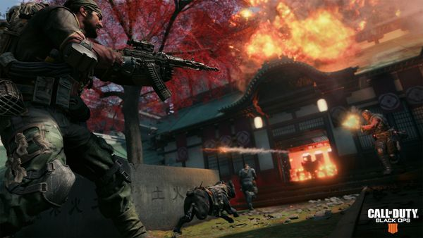 《使命召喚:黑色行動4》破動視首日銷售紀錄