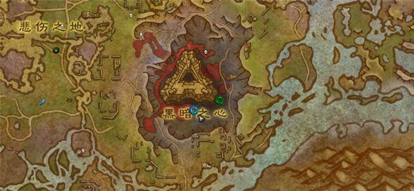 《魔兽世界》8.0地渊孢林副本联盟怎么去 地渊孢林副本入口在哪里