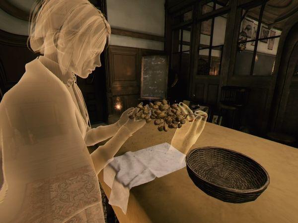 孤独青春的呢喃  宫崎英高首部VR作品《Déraciné》评测