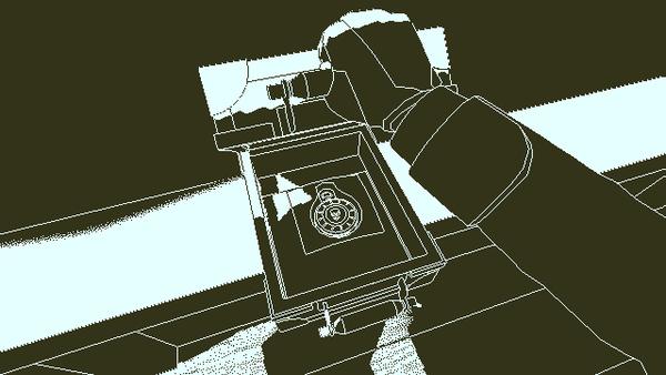 """""""黑白""""游戏提名TGA最佳艺术 其实他们管这叫""""抖动朋克"""""""