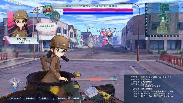 《少女与战车 战车梦幻大会战 DX》NS繁中版2月发售