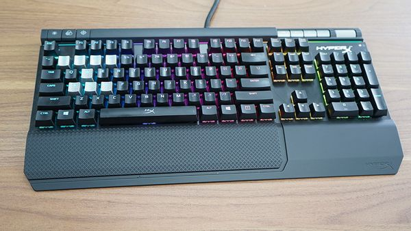 HyperX Alloy Elite RGB機械鍵盤測評 帶你看看真正的大廠重器