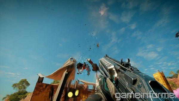 《狂怒2》公布實機演示預告 游戲戰斗爽翻天