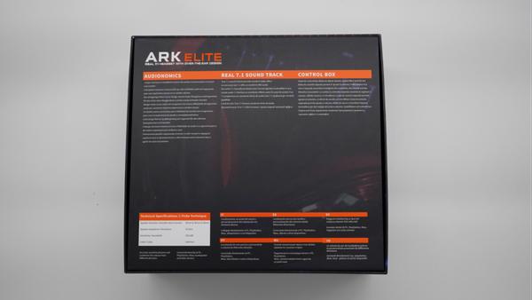 Tritton ARK ELITE电竞游戏耳机测评 打机外设王者归来