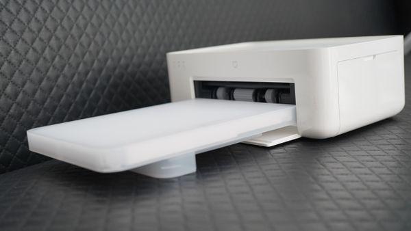 小米米家照片打印機評測 極高性價比的智能打印設備