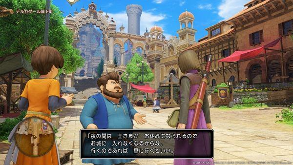 粉丝请求《勇者斗恶龙11》PS4版亦添加日语配音