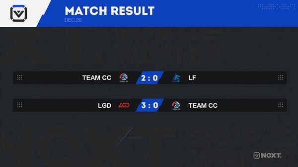 《守望先锋》NeXT冬季赛LGD赢下最后一张门票