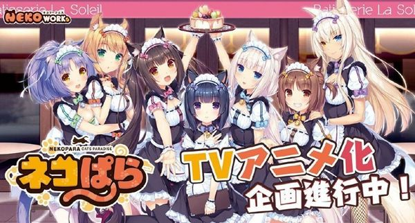 《巧克力与香子兰》将推出TV动画 动画已在制作中