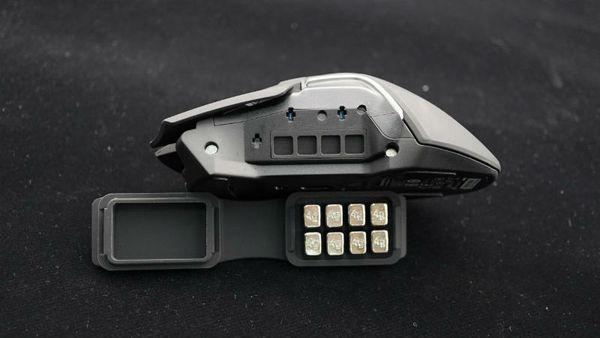 以像素绘制电竞轨迹 赛睿 Rival 650无线鼠标评测