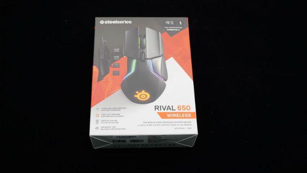 以像素繪制電競軌跡 賽睿 Rival 650無線鼠標評測