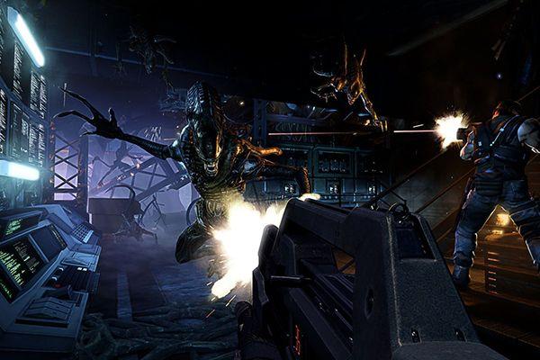 《異形》出手游遭罵后又發布新多人射擊游戲