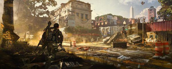 《全境封锁2》暗区试玩报告 彻底解密新暗区