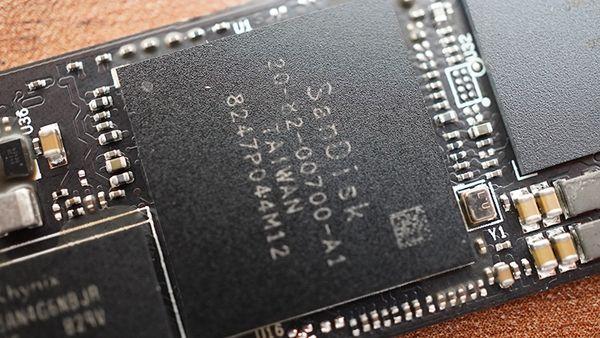 固态硬盘分霸诞生 西部数据 Black-3D M.2 NvMe 500G硬盘评测