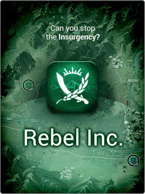 和平大于一切《Rebel Inc.》圆你一个政治家的梦想