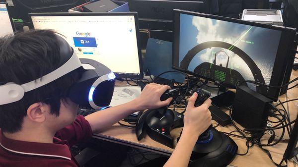 《皇牌空战7:未知空域》VR评测:没有什么能比空战更适合VR的了