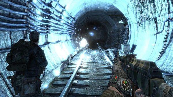 """""""地铁""""逃离Steam,而未来依然""""虚幻"""""""