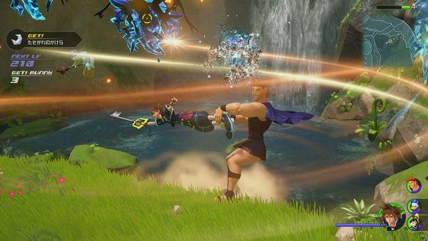 《王國之心3》評測 :童話世界的旅程還將繼續