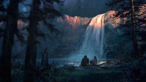 《往日不再》公布男女主角爱情主题游戏截图