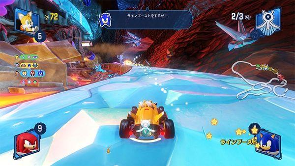 《Team Sonic Racing》公开游戏全新赛道资讯