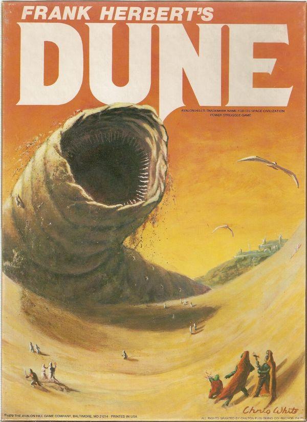 Funcom与传奇工作室合作 开发三款《沙丘》游戏