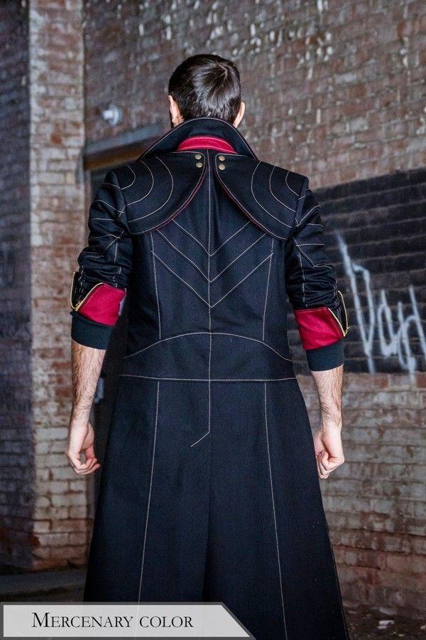《鬼泣5》推出主题风衣夹克 化身斯巴达之子
