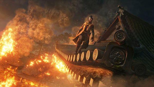 《只狼:影逝二度》推出限量版PS4 Pro:全球两台