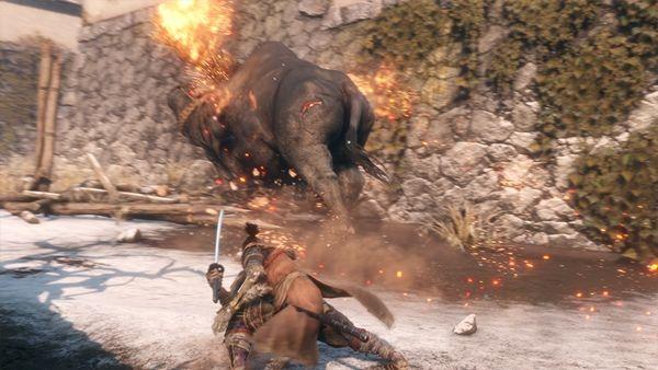 《只狼:影逝二度》解鎖時間公布 最新視頻曝光