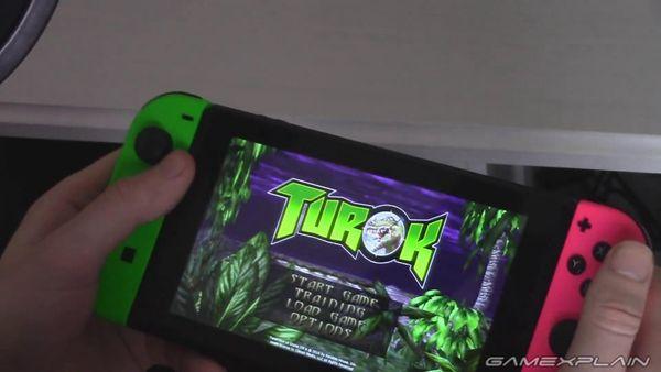 任天堂Switch版《恐龍獵人》公布實機操作演示
