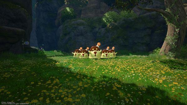 《王國之心3》七個布丁游戲攻略 最強鍵刃材料奧利哈剛的獲取