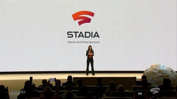 谷歌公布云游戲平臺Stadia 并建立游戲工作室