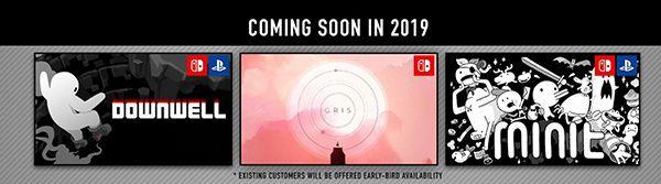 《GRIS》Switch版實體游戲卡帶將限量發售