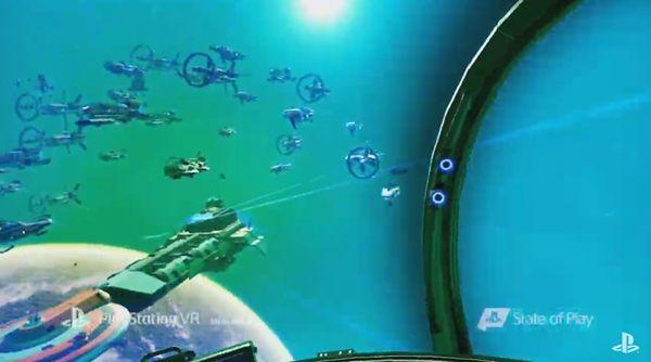 《無人深空 》大型資料片將免費推出PS VR模式