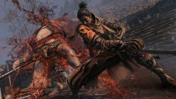 《只狼:影逝二度》评测 向死而生的极致快感