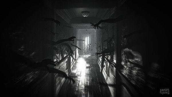 《層層恐懼2》游戲流程時長將達到9至10個小時