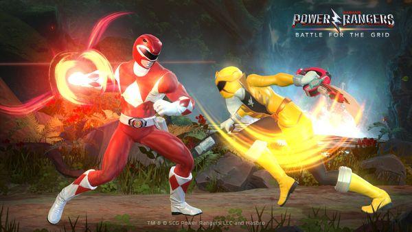 《超凡戰隊:能量之戰》首個DLC將增加3名參戰角色