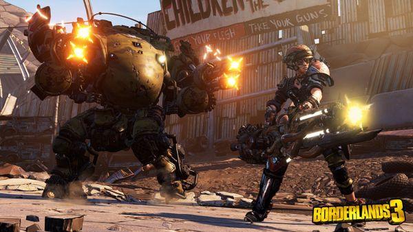 《無主之地3》9月13日正式發售 版本信息公開